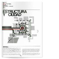 ARQ 8 | Estructura y Ciudad