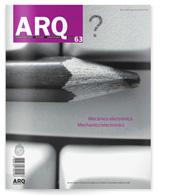 ARQ 63 | Mecánica Electrónica