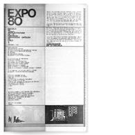 ARQ 1 | Expo 80