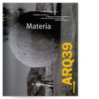 ARQ 39 | Materia