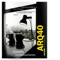 ARQ 40 | Grandes Urbanizaciones