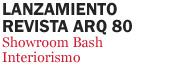 Lanzamiento ARQ 80