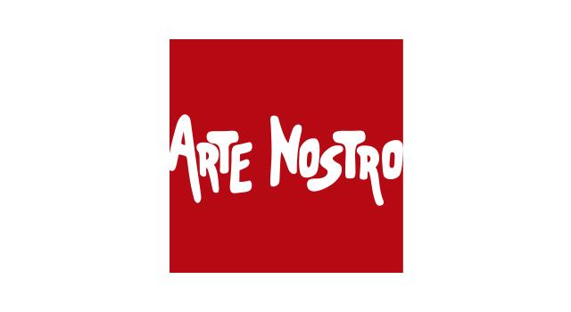 logo artenostro rojo
