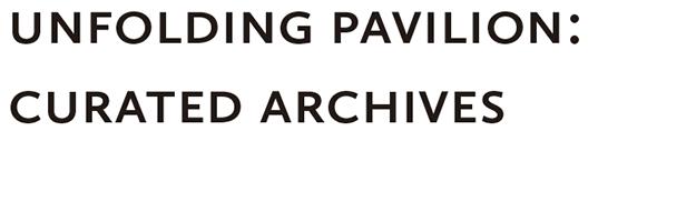 Unfolding Pavilion