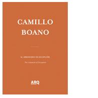Camillo Boano | Una Arquitectura Cualquiera