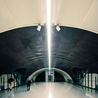 Línea 6 del Metro de Santiago: bajo el lente de un usuario