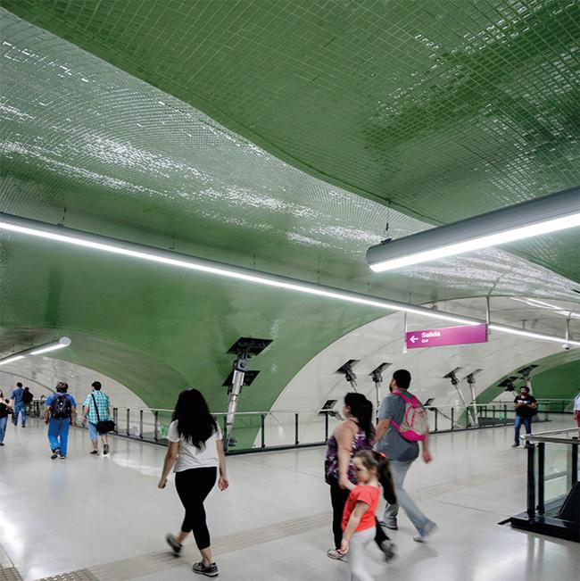 metro línea 6