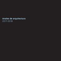 Anales de Arquitectura
