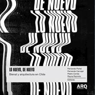 Lo nuevo de nuevo. Bienal y arquitectura en Chile